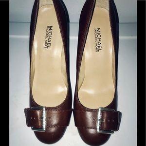 Michael Kors Brown Heels